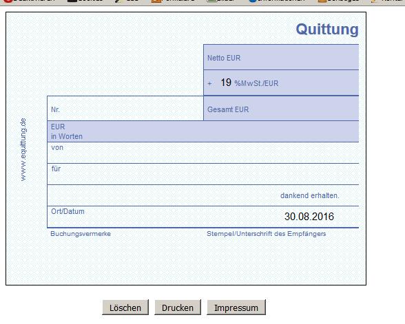 quittung-online