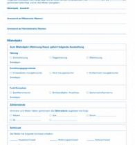 wohnungsberagabe protokoll vorlage gratis download - Wohnungsubergabeprotokoll Muster