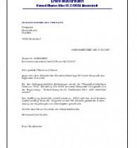 Vorlage Beschwerde Und Rücktritt Aus Internet Abzocke Download