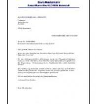 Vorlage Versicherung Kündigen Zum Ausdrucken Download Kostenlos