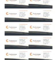 Vorlage Visitenkarten Zum Ausdrucken Download Kostenlos