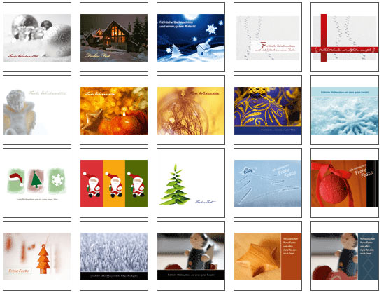 Weihnachtskarten Vorlagen Zum Ausdrucken Kostenlos
