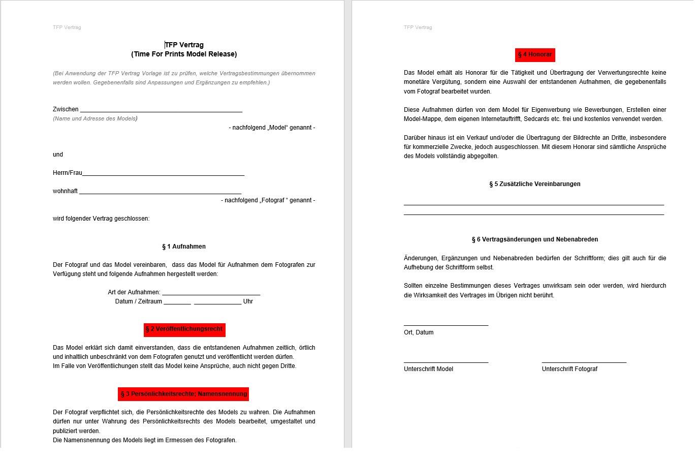 Berühmt Vertrag Für Arbeitsvorlage Ideen - Entry Level Resume ...