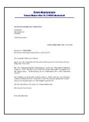 vorlage antrag zum sperren einer strae zum ausdrucken download kostenlos - Antrag Elternzeit Muster