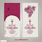 Weinkarte kostenlos