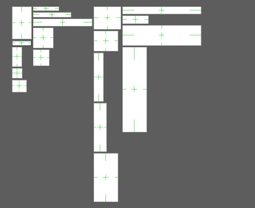 Adwords Bannerformat Vorlagen für Adobe Illustrator - Blank